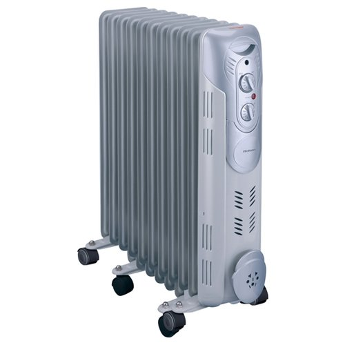 цена на Масляный радиатор Rolsen ROH-D11 серый