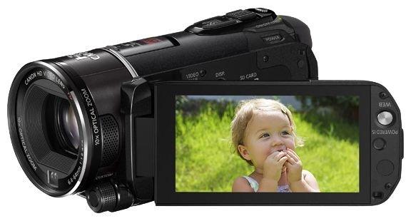 Сравнение с Canon LEGRIA HF S21