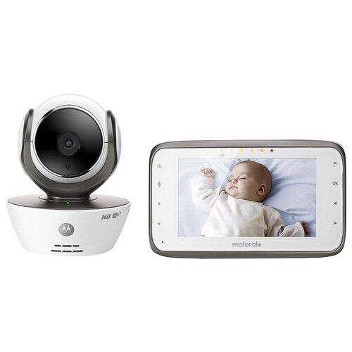 цена на Видеоняня Motorola MBP854 CONNECT белый/серый/черный