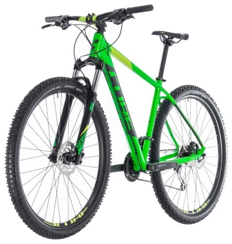 7b6781ac53b Купить Горный (MTB) велосипед Cube Analog 27.5 (2018) по выгодной ...
