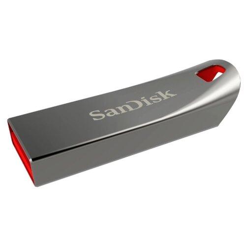 Фото - Флешка SanDisk Cruzer Force 64GB флешка sandisk cruzer spark 64gb черный
