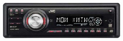 JVC KD-G527