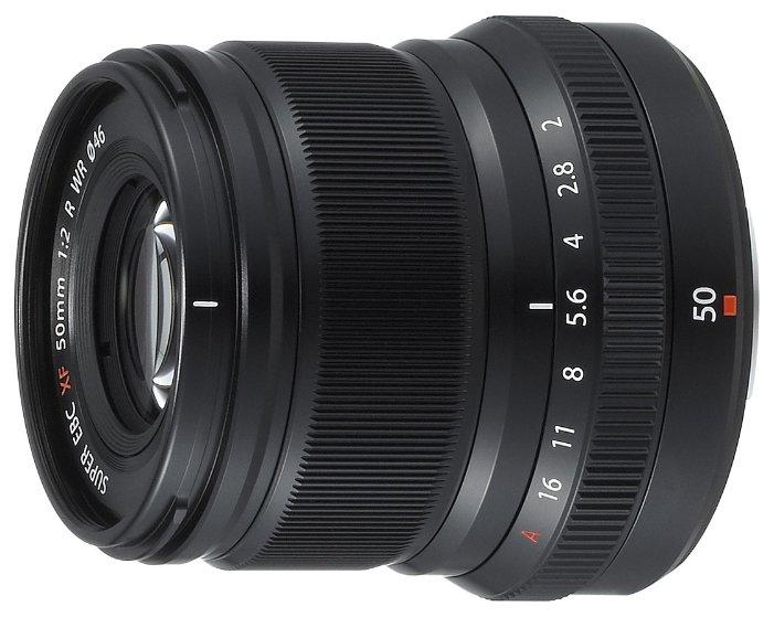 Fujifilm Объектив Fujifilm XF 50mm f/2 R WR