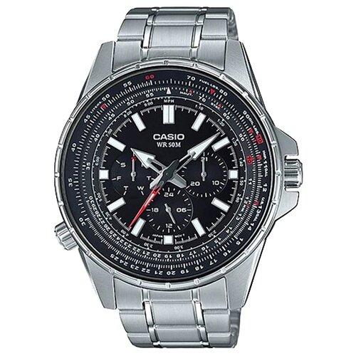 Фото - Наручные часы CASIO MTP-SW320D-1A наручные часы casio mtp 1314pl 8a