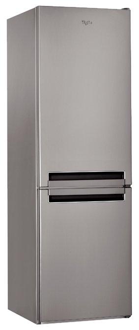 Холодильник Whirlpool BSNF 8121 OX серебристый