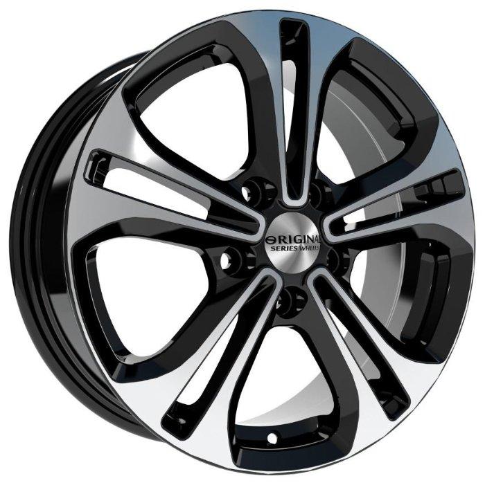 Литые колесные диски SKAD (СКАД) KL-271 (Cee'd) 6.5x16 5x114.3 ET50 D67.1 Серебристый (2620008)
