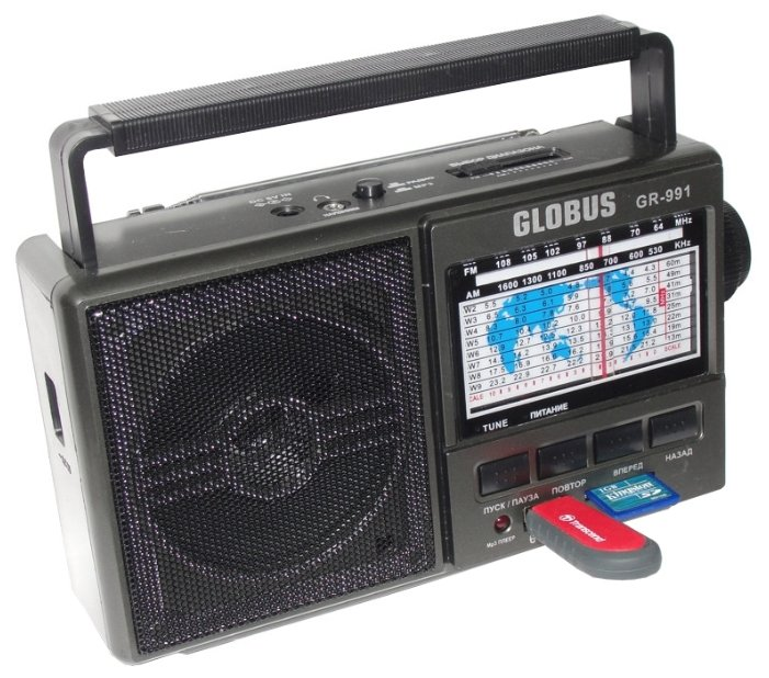 GlobusFM GR-991