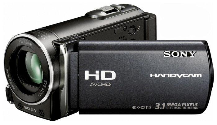 Sony Видеокамера Sony HDR-CX110E