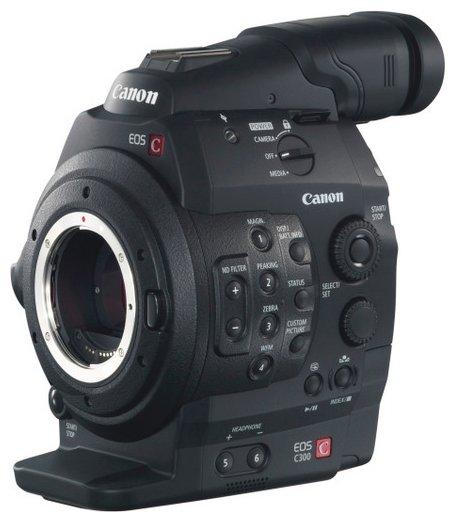 Canon Видеокамера Canon EOS C300
