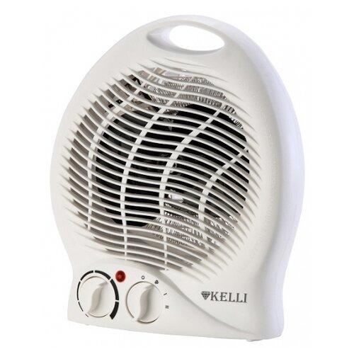 Тепловентилятор Kelli KL-6011 белый