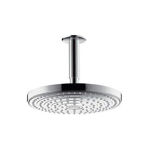 Фото - Верхний душ встраиваемый hansgrohe Raindance Select S 240 2jet 26467000 хром верхний душ встраиваемый hansgrohe raindance s 27607000 хром