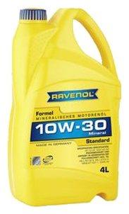 Моторное масло Ravenol Formel Standard SAE 10W-30 4 л