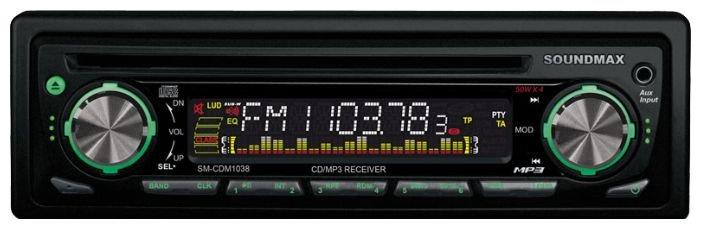 SoundMAX SM-CDM1038 (2010)