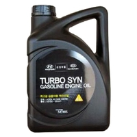 Моторное масло MOBIS Turbo SYN Gasoline 5W-30 4 л