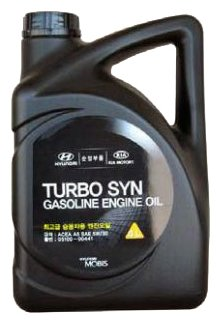 MOBIS Turbo SYN Gasoline 5W-30 4 л