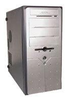 Компьютерный корпус MEC A-Force 301 350W Silver/black
