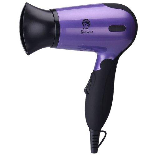 Фен Василиса ФН2-1400 фиолетовый/черный