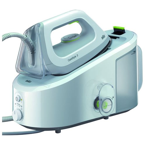 Парогенератор Braun IS 3022 WH CareStyle 3 белый electric irons braun carestyle 3 is3022 wh control lock removable steam iron steamer