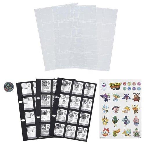 Купить Игровой набор Yokai Watch Страницы для Альбома коллекционера B6046, Игровые наборы и фигурки