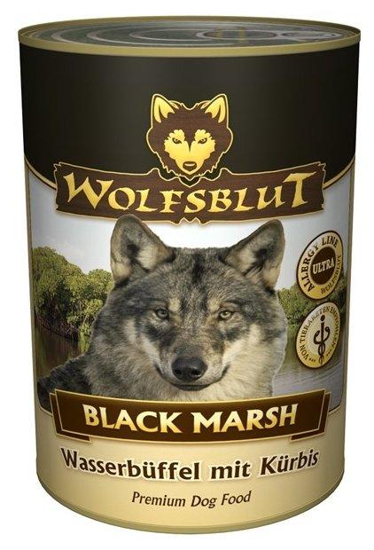 Корм для собак Wolfsblut Консервы Black Marsh (0.395 кг) 1 шт.