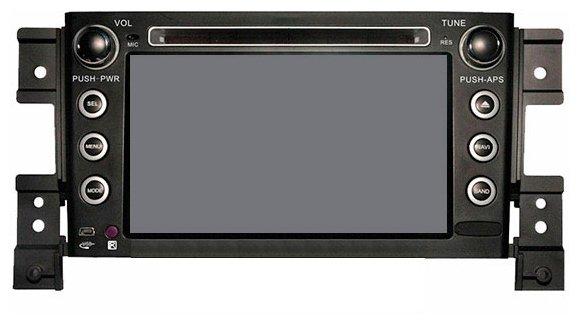 iBix Suzuki Grand Vitara