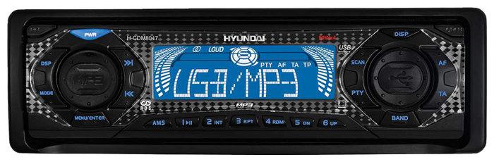 Автомагнитола Hyundai H-CDM8047