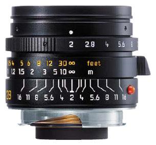 Объектив Leica Summicron-M 28mm f/2 Aspherical