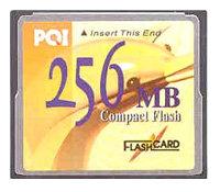Карта памяти PQI Compact Flash Card 256MB