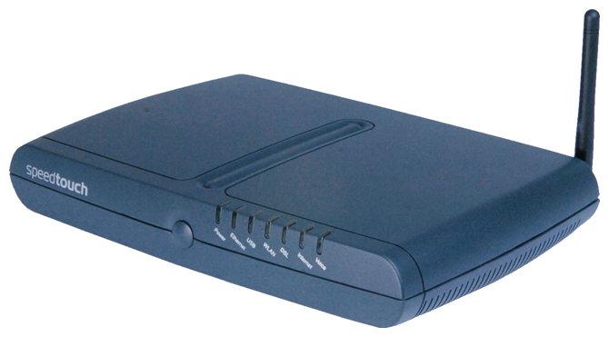 Wi-Fi роутер Thomson ST780 (WL)