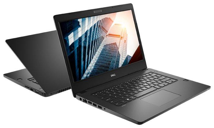 DELL Ноутбук DELL LATITUDE 3480 (Intel Core i5 6200U 2300 MHz/14