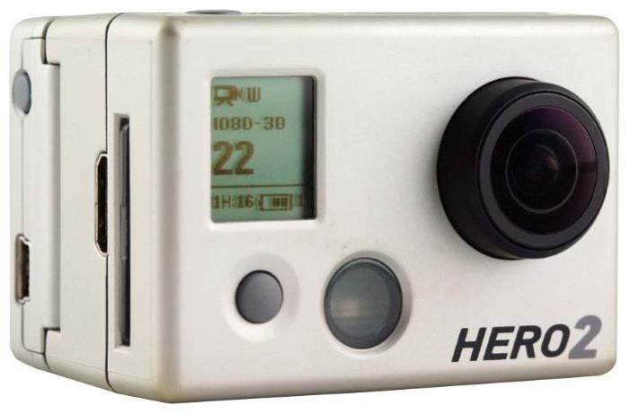 Экшн-камера GoPro HD HERO2 Outdoor Edition