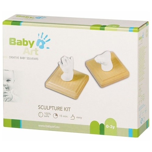 Baby Art Creative baby souvenirs - Skulpture kit (34120004)