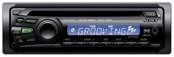 Автомагнитола Sony CDX-GT29EE