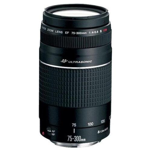 Фото - Объектив Canon EF 75-300mm f/4-5.6 III USM объектив canon ef 28 300mm f