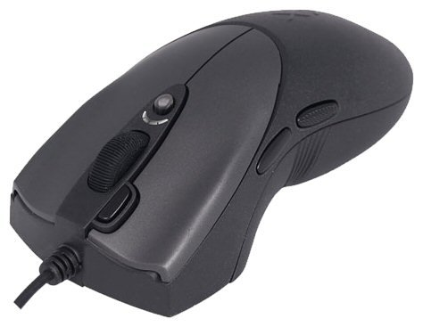 Мышь A4Tech XL-730K Black USB