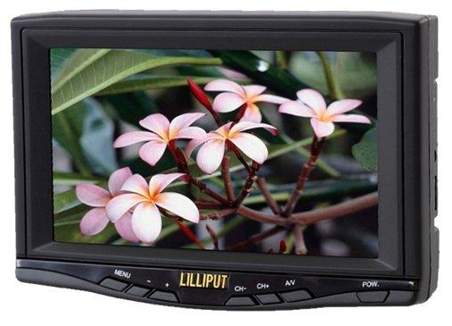 Автомобильный телевизор Lilliput Electronics 718GL-70TV