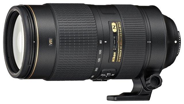 Nikon 80-400mm f/4.5-5.6G ED VR AF-S NIKKOR