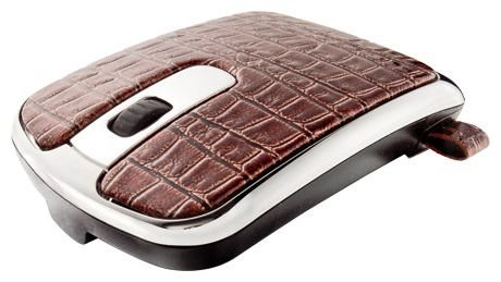 Мышь Trust Cuera Wireless Mouse Brown USB
