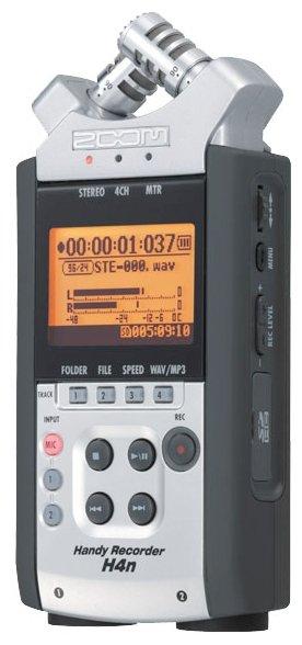 Zoom Портативный рекордер Zoom H4n