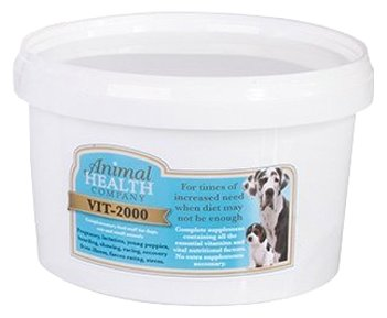 Animal Health Vitamin 2000