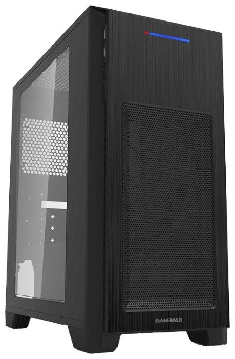 GameMax Компьютерный корпус GameMax H603 Black