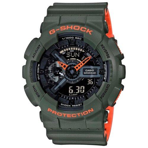 Наручные часы CASIO GA-110LN-3A casio casio ga 110ln 1a