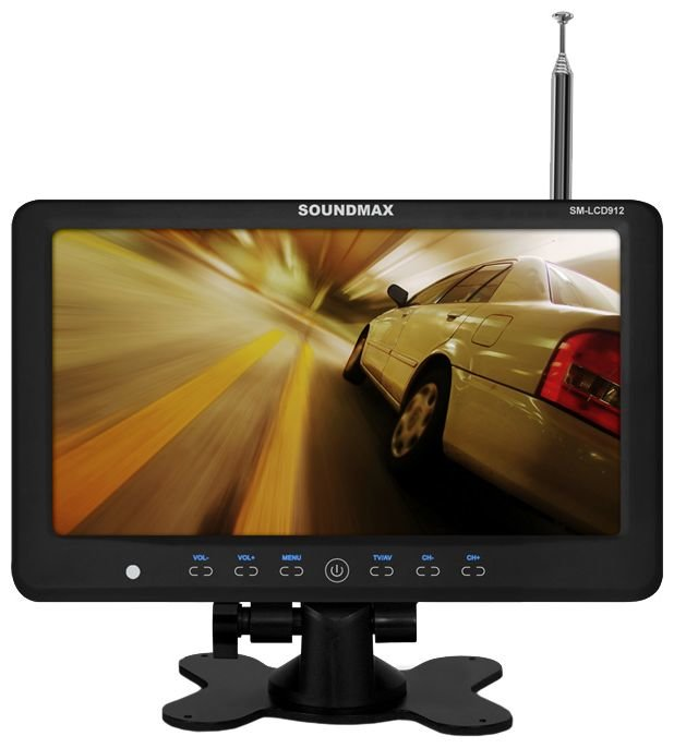 SoundMAX SM-LCD912