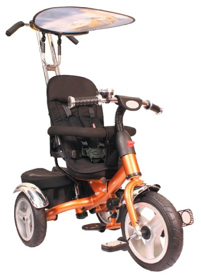 Трехколесный велосипед Liko Baby LB 778