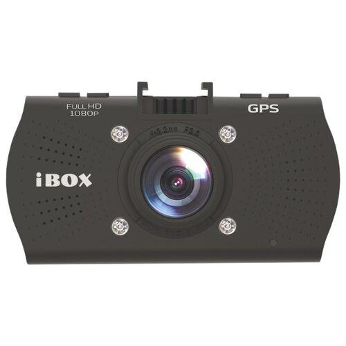 Видеорегистратор iBOX Combo GT, GPS черный