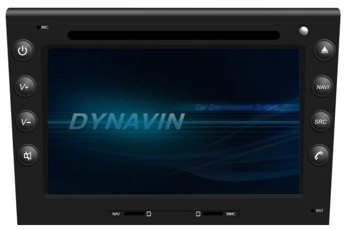 Автомагнитола Dynavin N6 - PS