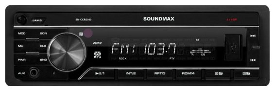 SoundMAX SM-CCR3040