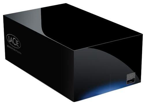 Сетевой накопитель (NAS) Lacie 301524