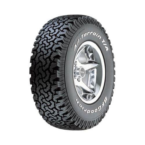 Автомобильная шина BFGoodrich All-Terrain T/A LT315/70 R17 121R летняя 17 315 70 121 170 км/ч 1450 кг R (до 170 км/ч) R