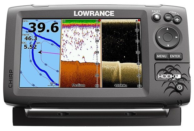 Lowrance HOOK-7 83/200